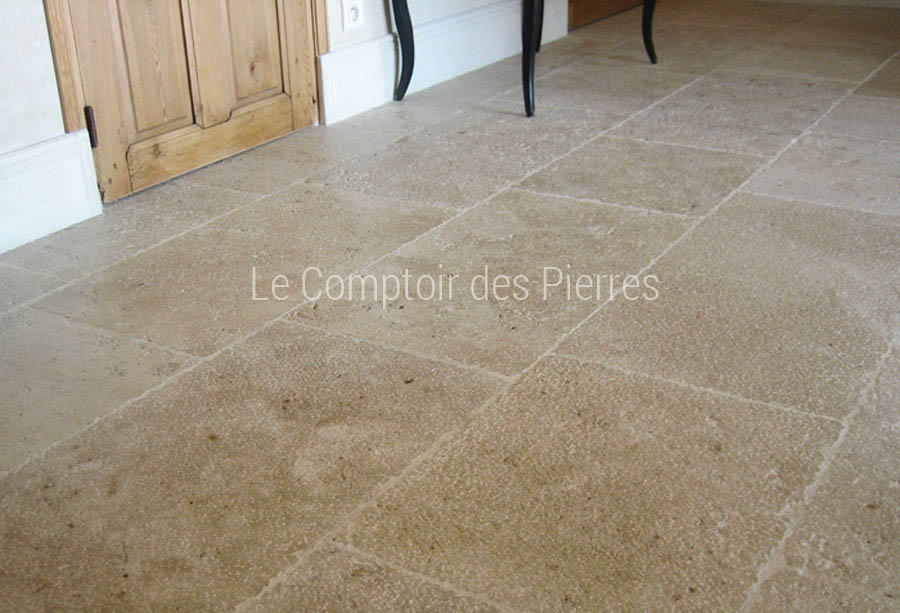 Nos r alisations en pierre de bourgogne le comptoir des pierres - Nettoyage pierre de bourgogne ...