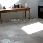 Vieilles Dalles RustiquesPierre de Bourgogne Saint-GenayLL40 cm