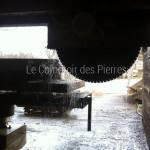 Débit blocs depierre de Bourgogne