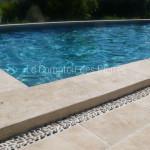 Margelles de piscinePierre de Bourgogne Lavigny ep. 12 cm