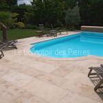Margelles de piscinePierre de Bourgogne Beauvallon ep. 5 cm