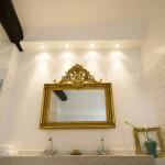 Vasque Goult en pierre de Bourgogne beige clair