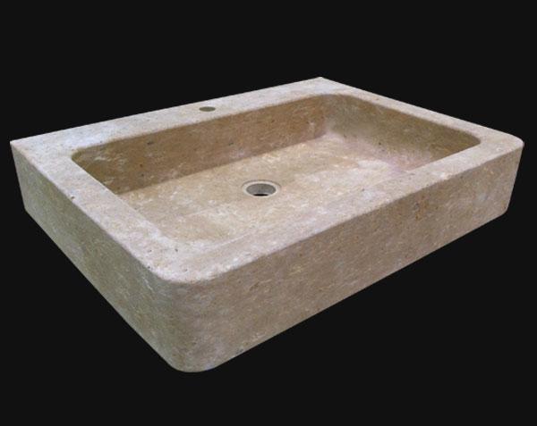 evier en pierre de bourgogne bonnieux le comptoir des pierres. Black Bedroom Furniture Sets. Home Design Ideas