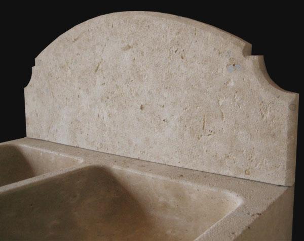 Crédence Grenache en pierre de Bourgogne