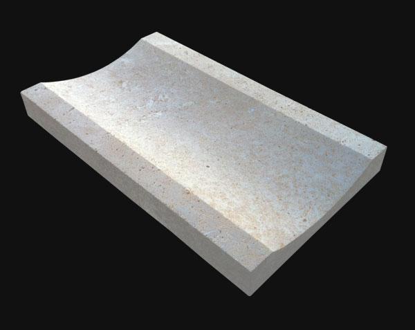caniveau en pierre de bourgogne le comptoir des pierres. Black Bedroom Furniture Sets. Home Design Ideas
