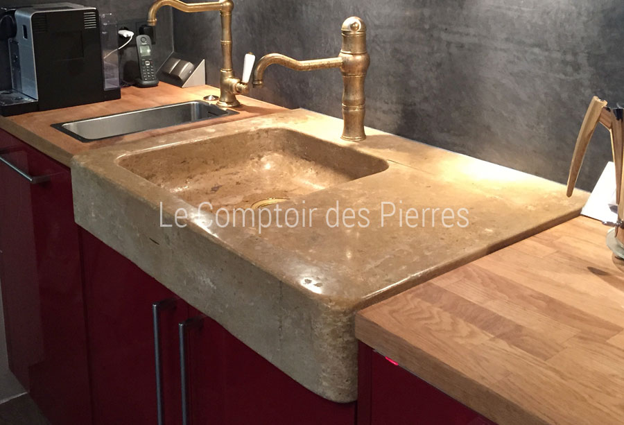 Evier Ancien Occasion. Simple Vier Blanc Maill Ancien With Evier ...