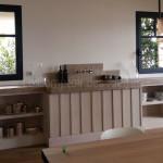 Evier Sénanque et plans de cuisine en piere de Bourgogne Lanvignes Antiquaire