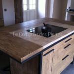 Plan de cuisine en pierre de Bourgogne Lanvignes Antiquaire