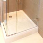 Receveur de douche classique en pierre de Bourgogne Charmot Clair Adouci