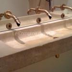 Vasque en pierre de Bourgogne Lanvignes Antiquaire
