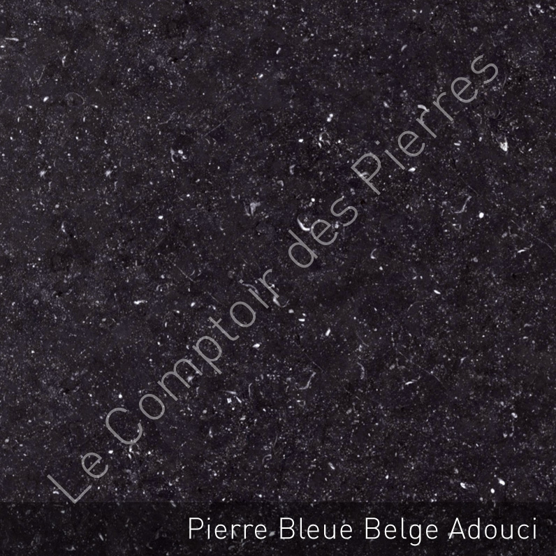 Pierre Bleue Belge Adouci