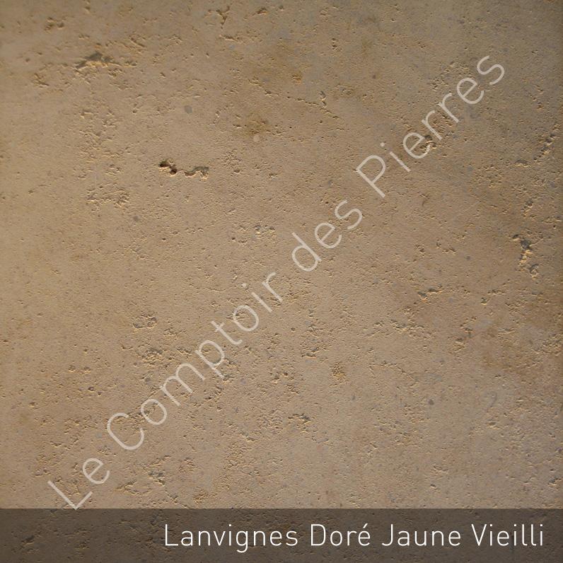 Pierre de Bourgogne - Lanvignes Doré Jaune Vieilli