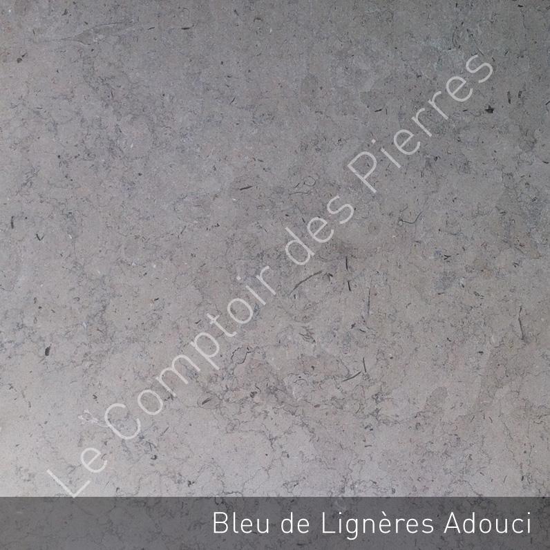 Burgundy limestone - Bleu de Lignières