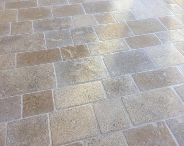 Pavés en pierre