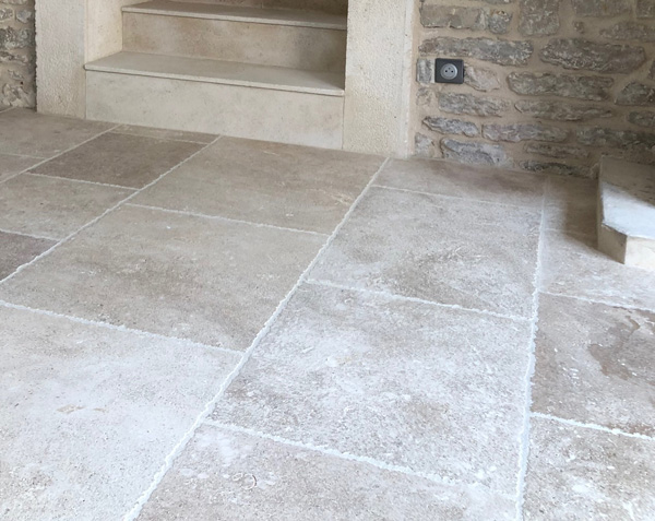 Tiles And Paving In Natural Stone From Burgundy Pierres Naturelles De Bourgogne