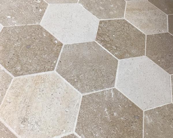 Tomette - Carrelage en pierre naturelle