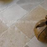 Dallage en pierre de Bourgogne Vieilles Dalles Rustiques