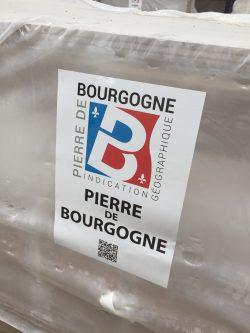 Etiquette Pierre de Bourgogne