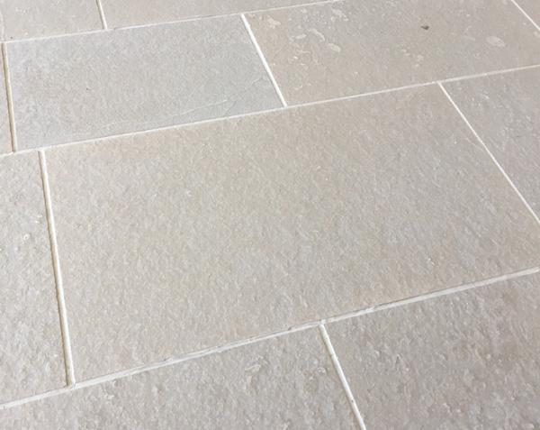 Paving for outdoor - Terrace - Flamed finish