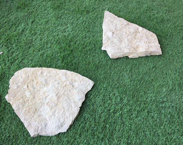 Opus incertum en pierre naturelle