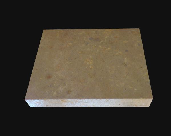 Couvre mur en pierre naturelle - Pierre de Lanvignes