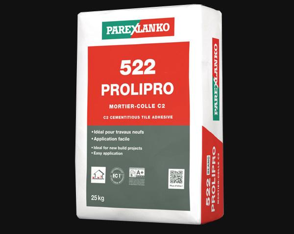 Parexlanko - Colle blanche intérieur Prolipro
