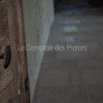 Authentic interiorin Burgundy stone Vieilles Dalles de Bourgogne
