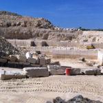 Quarry Burgundy limestone