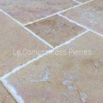 Flooring in Corton Aged finish - Opus