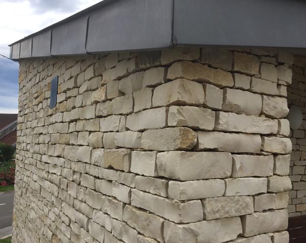 Barrette de pierre