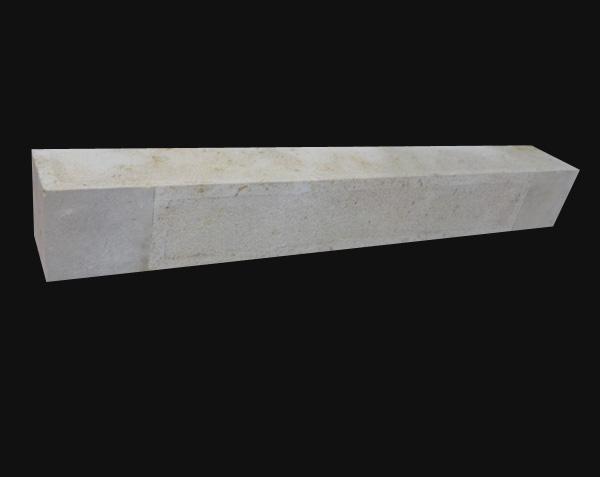 Linteau en pierre avec ou sans clé de linteau