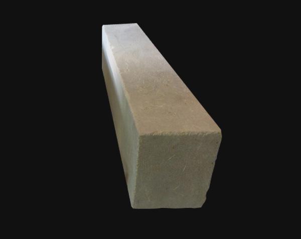 Linteau en pierre de parement ou en pierre massive