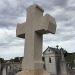 Croix cimetière