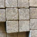 Pavés en pierres du Chatillonais - Semond Nuancé