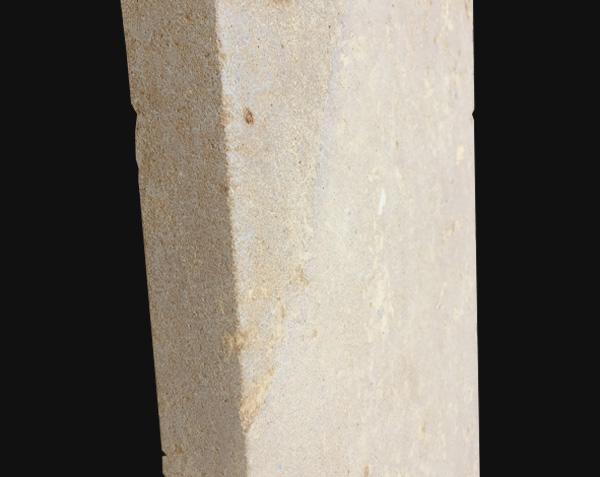 Cloture en pierre - Lanvignes Doré Jaune Vieilli