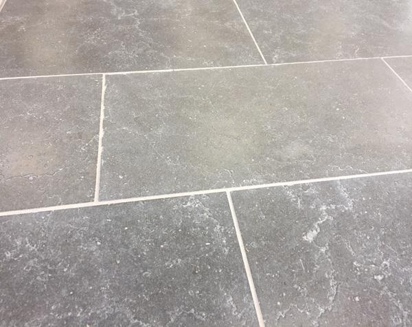 Dallage couleur grise